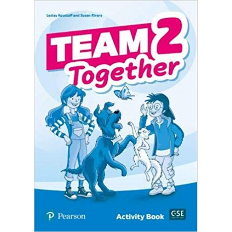 Team Together 2. Activity Book