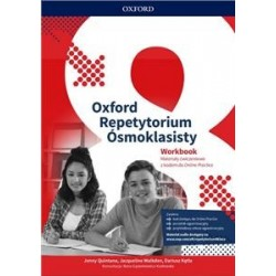 Oxford Repetytorium Ósmoklasisty Workbook with Online Practice
