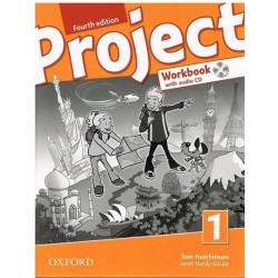 Project Fourth Edition 1: Workbook with Audio CD and Online Practice