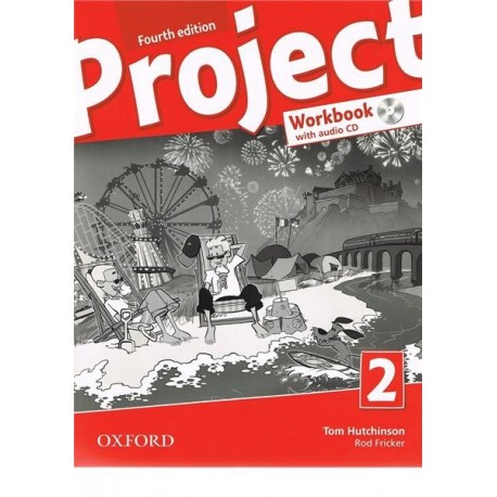 Project Fourth Edition 2: Workbook with Audio CD and Online Practice